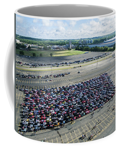 Mtts Coffee Mug featuring the photograph Minneapolis Rise/shine 2 by That MINI Show