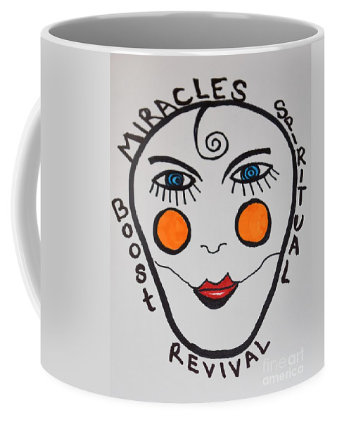 Miracles Coffee Mug featuring the photograph Miracle Revival by Lisa Kleiner