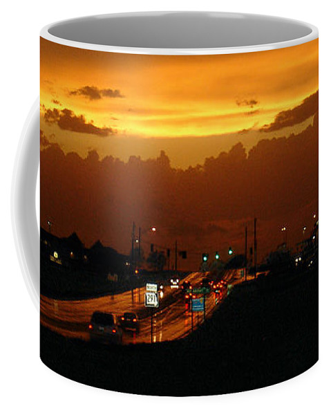 Landscape Coffee Mug featuring the photograph Missouri 291 by Steve Karol