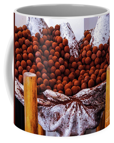 Random Images By Lexa Harpell Coffee Mug featuring the photograph Mmmm Chocolate by Lexa Harpell