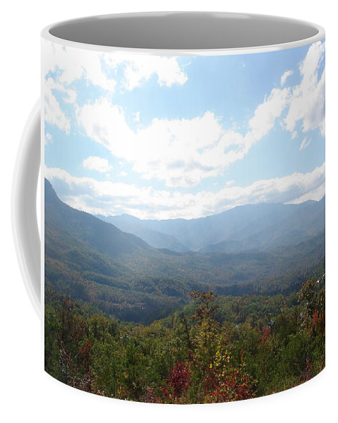 Tennessee Coffee Mug featuring the photograph Modest Beauty by Brittany Horton