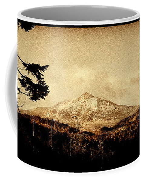 Moel Coffee Mug featuring the photograph Moel Siabod by Mal Bray