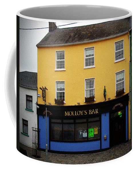 Pub Coffee Mug featuring the photograph Molloy by Tim Nyberg