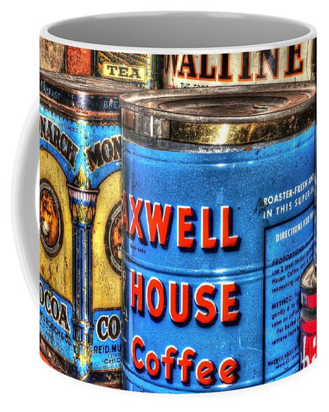 Or Coffee Mug featuring the photograph Monarch Maxwell House 761 by Jerry Sodorff