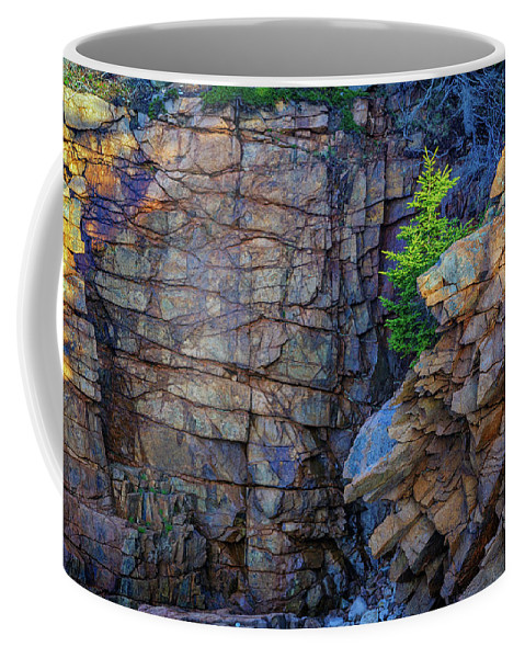 Monument Cove Coffee Mug featuring the photograph Monument Cove I by Rick Berk
