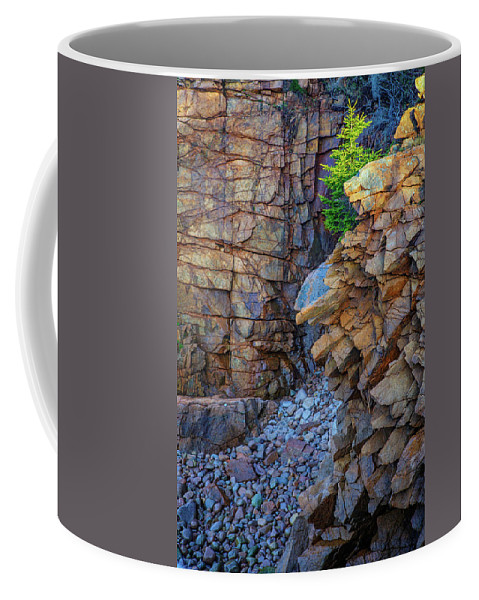 Monument Cove Coffee Mug featuring the photograph Monument Cove II by Rick Berk