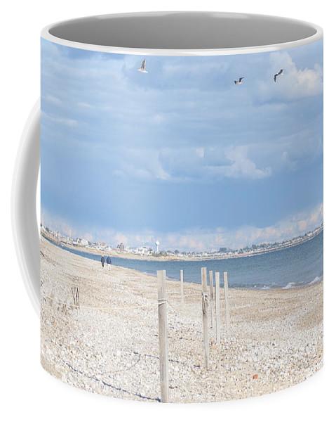Natanson Coffee Mug featuring the photograph Moonstone Beach by Steven Natanson
