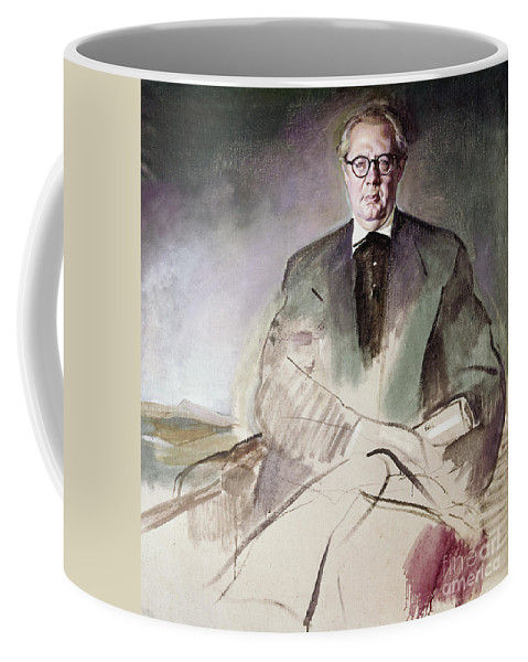 1930 Coffee Mug featuring the photograph Morcillo: Portrait, C1930 by Granger
