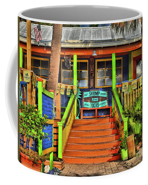 Artistic Coffee Mug featuring the photograph Morning After by Laura Ragland