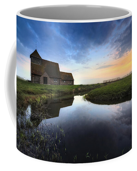 Air Coffee Mug featuring the photograph Morning Beauty by Svetlana Sewell