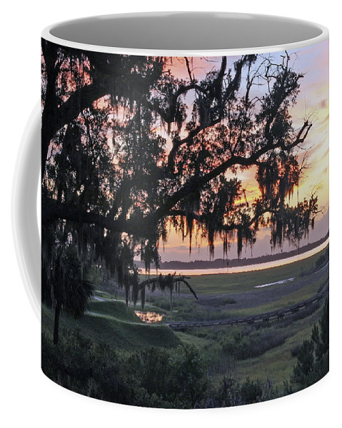 Sunrise Coffee Mug featuring the photograph Morning Glory by Phill Doherty