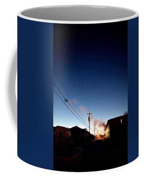 Morning Coffee Mug featuring the photograph Morning Light 1 by Steven MacAulay