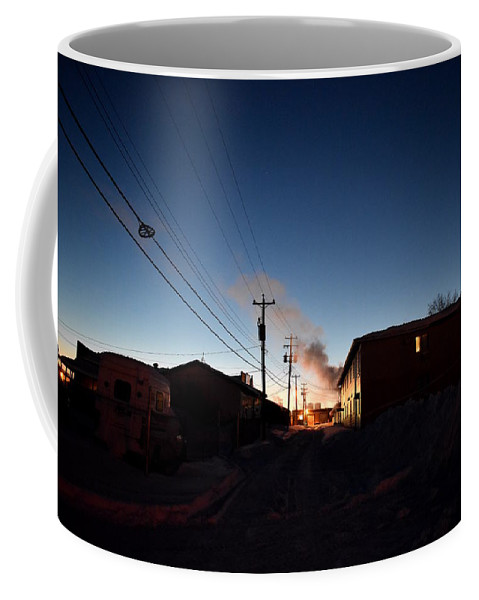 Morning Coffee Mug featuring the photograph Morning Light 2 by Steven MacAulay
