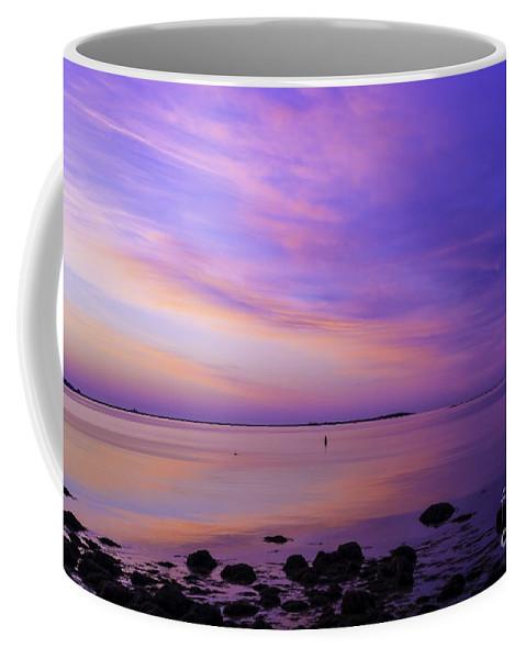 Atlantic Coffee Mug featuring the photograph Morning Meds by Joe Geraci