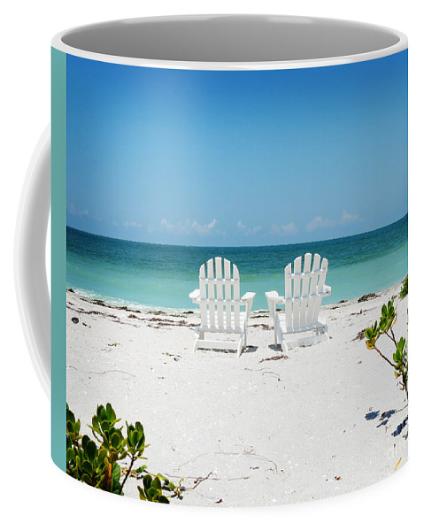 Florida Coffee Mug featuring the photograph Morning View by Chris Andruskiewicz