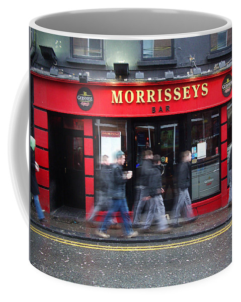 Pub Coffee Mug featuring the photograph Morrissey by Tim Nyberg