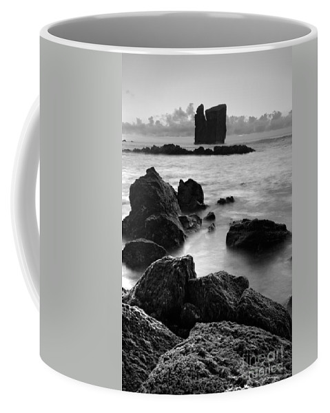 Azoren Coffee Mug featuring the photograph Mosteiros islets by Gaspar Avila