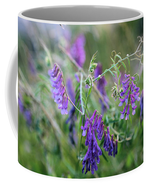 Mother Nature Coffee Mug featuring the photograph Mother Nature's Art by Theresa Campbell