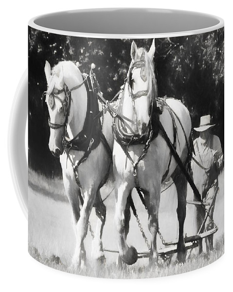 Alicegipsonphotographs Coffee Mug featuring the photograph Move On Boys by Alice Gipson
