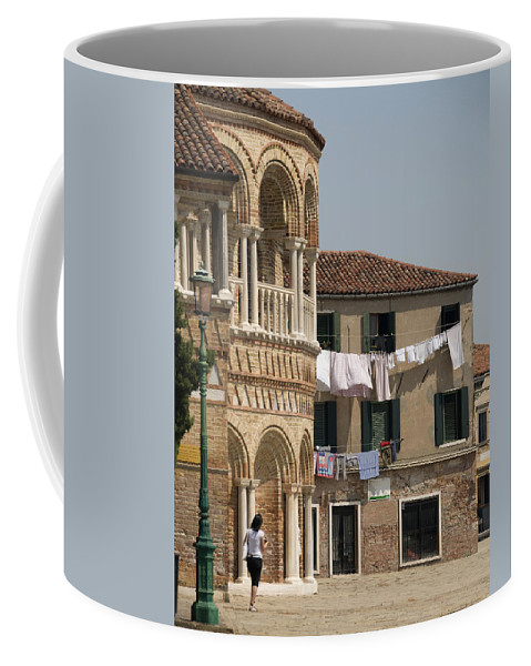 Murano Coffee Mug featuring the photograph Murano 4338 by Bob Neiman