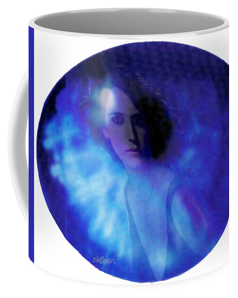 Abstract Coffee Mug featuring the photograph My Eye's Delight by Seth Weaver