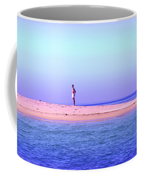 Landscapes Coffee Mug featuring the photograph My Island Home by Holly Kempe