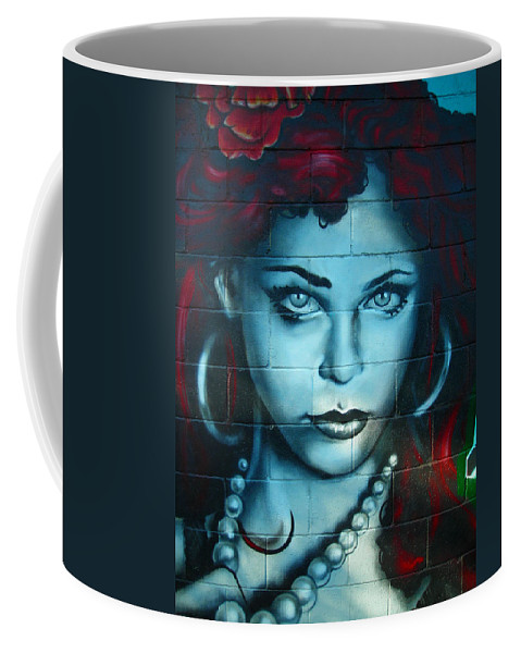 Paint Coffee Mug featuring the photograph My Lady ... by Juergen Weiss