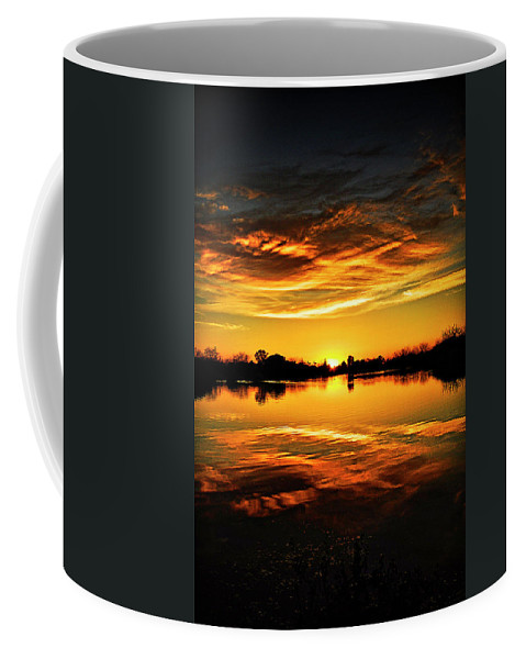 Arizona Coffee Mug featuring the photograph My View by Saija Lehtonen
