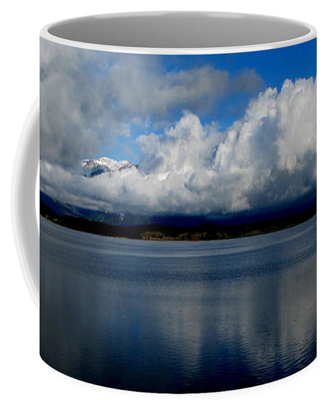 Patzer Coffee Mug featuring the photograph Mystic by Greg Patzer