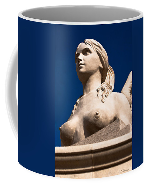 Christopher Holmes Photography Coffee Mug featuring the photograph Mythical Beauty by Christopher Holmes