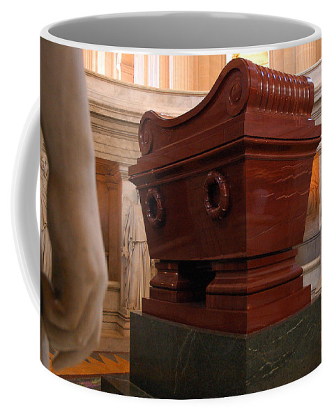 Paris Coffee Mug featuring the photograph Napoleon's Tomb by Mick Burkey