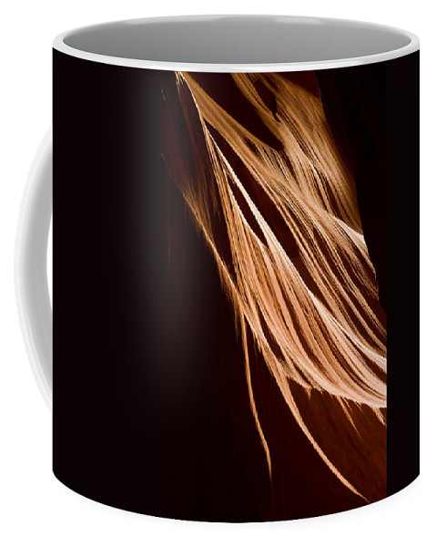 3scape Photos Coffee Mug featuring the photograph Natures Lines by Adam Romanowicz