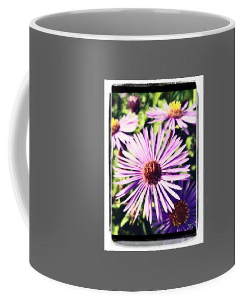 Coffee Mug featuring the photograph Natures Paint by Jennifer Virag