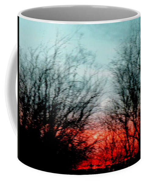 Symphony Coffee Mug featuring the photograph Memory Over Matter No 2 by M Pace