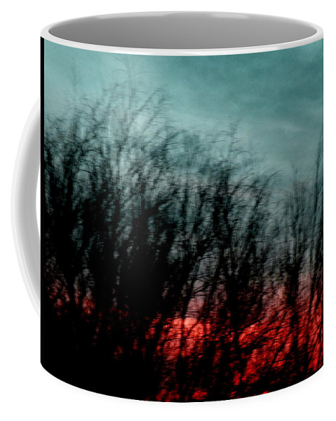 Landscape Coffee Mug featuring the photograph Memory Over Matter by M Pace
