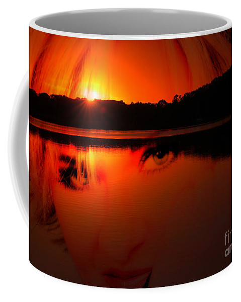 Clay Coffee Mug featuring the photograph Nautical Fantasy by Clayton Bruster
