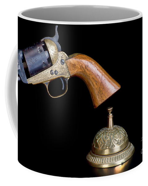 Hotel Coffee Mug featuring the photograph Need Service Now. by W Scott McGill