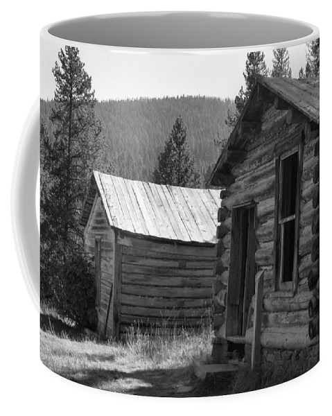 Abandoned Coffee Mug featuring the photograph Neighbors by Richard Rizzo