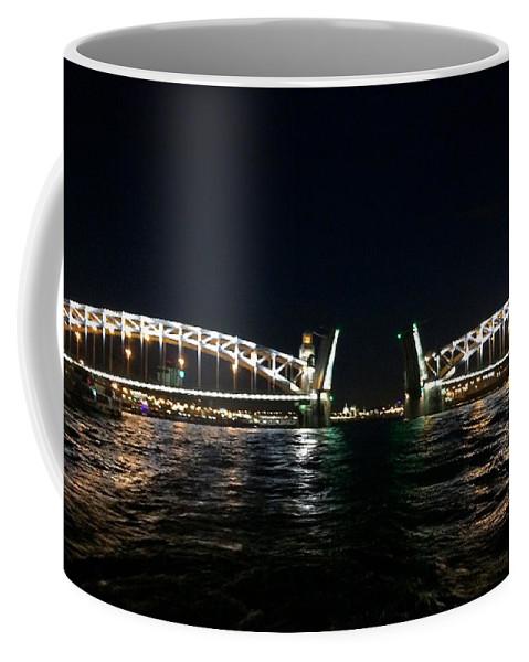 Nature Coffee Mug featuring the photograph Neva by Natalya Kuzmina