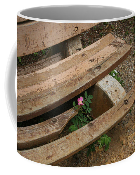 People Nature Coffee Mug featuring the photograph Never Fading Nature by Mary Mikawoz