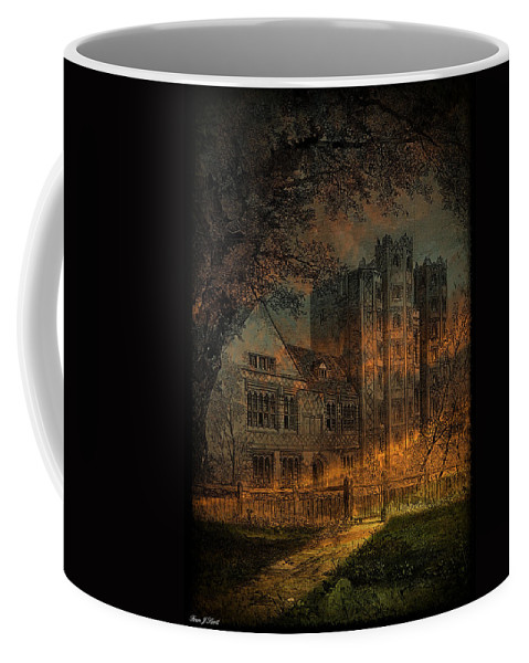 Vintage Coffee Mug featuring the photograph Nevermore by Fran J Scott