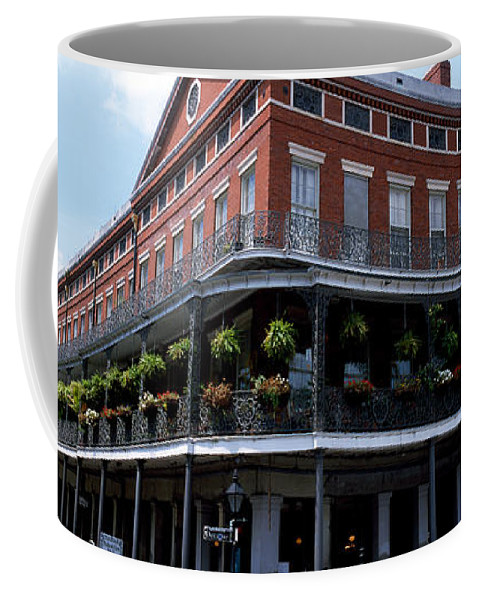 Photography Coffee Mug featuring the photograph New Orleans La by Panoramic Images