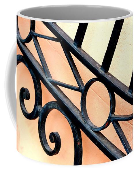 Orange Coffee Mug featuring the photograph New Orleans Orange by Carol Groenen