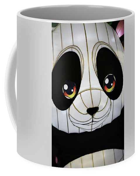 New York State Chinese Lantern Festival Coffee Mug featuring the photograph New York State Chinese Lantern Festival 3 by David Stasiak