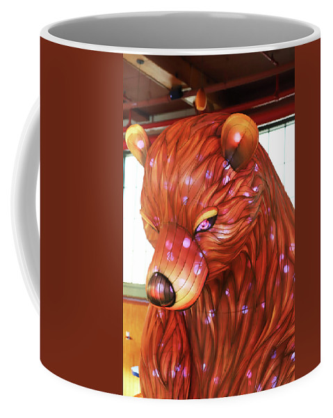 New York State Chinese Lantern Festival Coffee Mug featuring the photograph New York State Chinese Lantern Festival 6 by David Stasiak