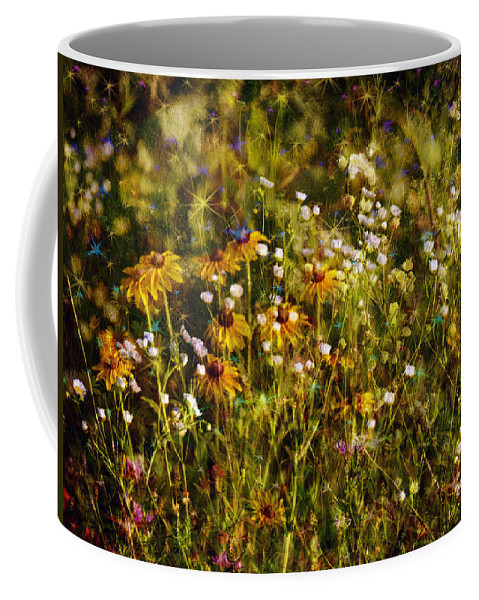 Flowers Coffee Mug featuring the photograph New York Wildflowers Xxvi by Tina Baxter