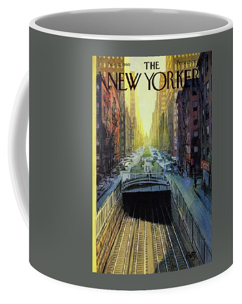 New Yorker November 12 1960 Coffee Mug