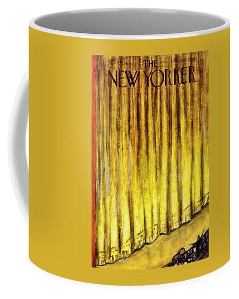 New Yorker November 6 1954 Coffee Mug