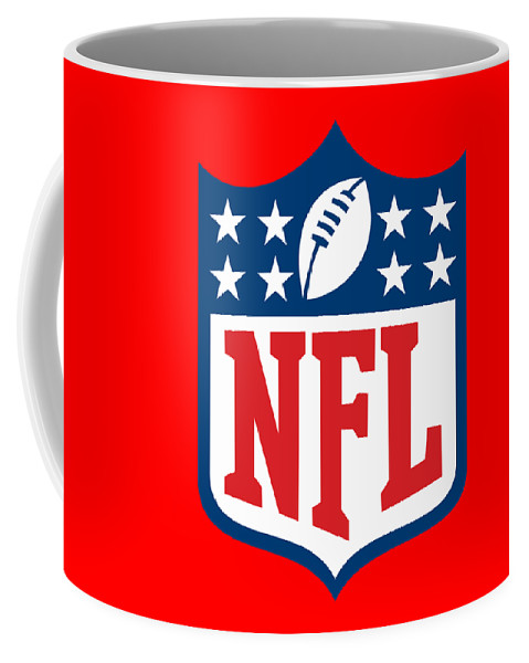 Rugby Coffee Mug featuring the photograph NFL by Etin Kuraesin