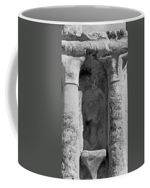 Niche Coffee Mug featuring the photograph Niche by Kathy McClure
